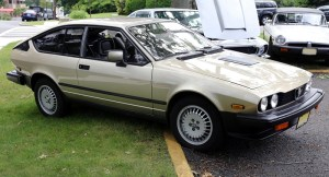 Alfa Romeo GTV6 1986