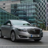 Sneak Peek at the New and Improved 2014 Vauxhall Insignia