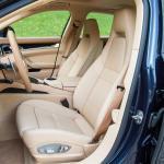 porsche macan 2014 fron seats interior