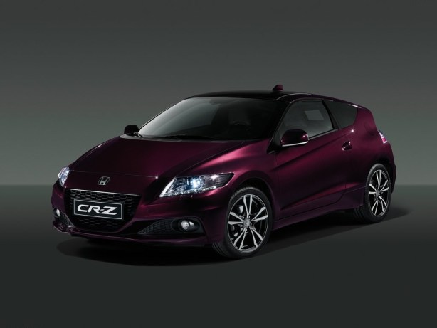 Honda-CR-Z-2014