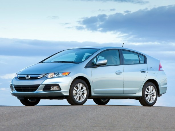 Honda Insight hybrid se