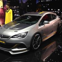 300bhp Vauxhall Astra Extreme Unveiled in Geneva Motor Show