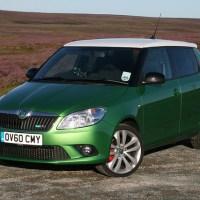 Reviewed: Skoda Fabia vRS Hatchback
