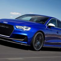 1st Drive: Top Gear Experts Sharing Experience of 520bhp Audi A3 Quattro