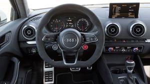 Audi A3 Quattro Interior