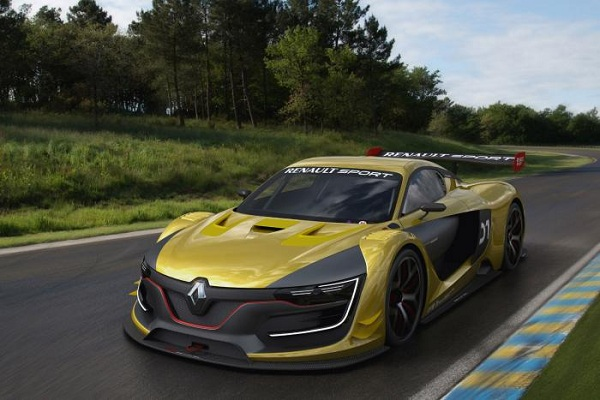 Renaultsport RS 01 Racer
