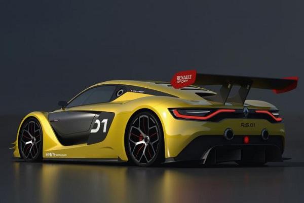 Renaultsport RS 01 Racer