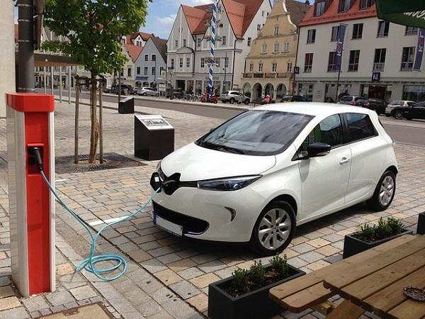 Renault ZOE EVs