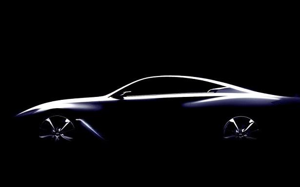 New Infiniti Q60 Concept