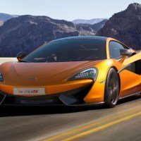 The New McLaren 570S Coupe Unveiled