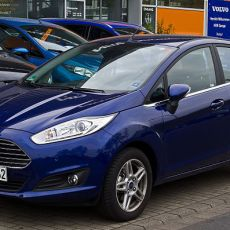 5 Reasons To Love The New Ford Fiesta