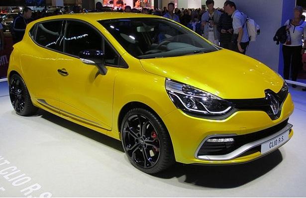 Renault Clio IV RS