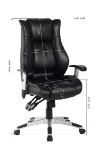 good ergonomic office chairs