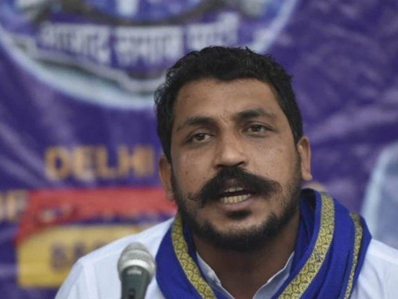 आजाद समाज पार्टी उत्तर प्रदेश में चुनाव पूर्व गठबंधन की तलाश कर रही है