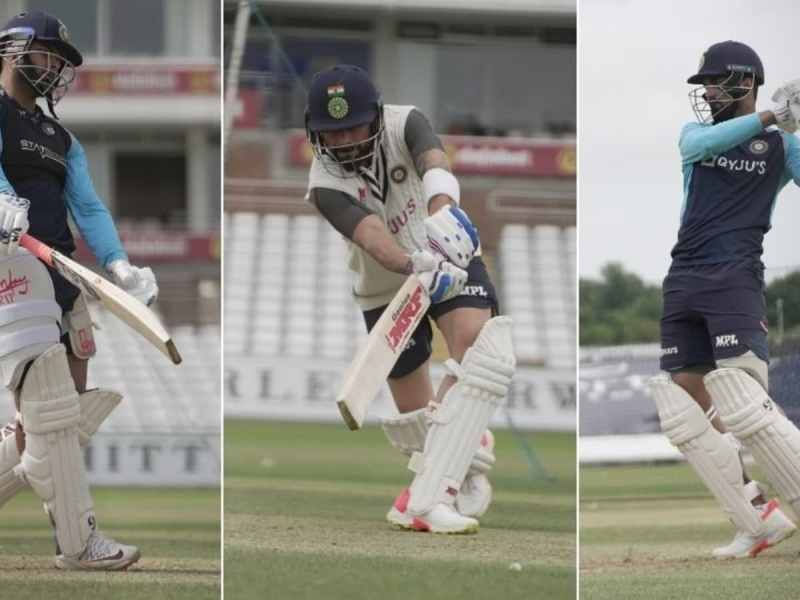 इंग्लैंड टेस्ट सीरीज से पहले ट्रेनिंग पर लौटे ऋषभ पंत, टीम इंडिया: देखें तस्वीरें |  क्रिकेट