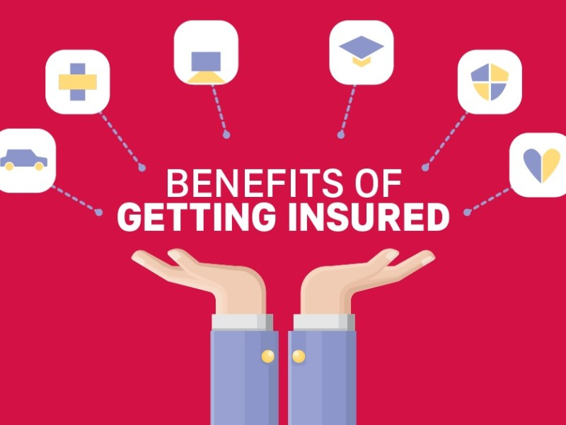 Insurance Benefits जोखिम से निपटने के लिए एक उपकरण के रूप में बीमा