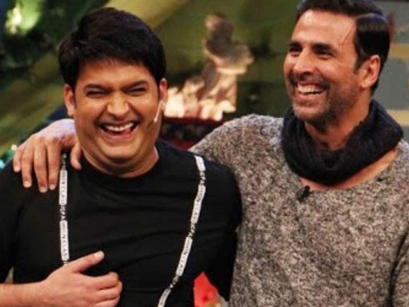 अक्षय कुमार ने कपिल शर्मा को उनके दिवंगत बेलबॉटम ट्वीट के लिए चिढ़ाया: 'अब आपने शुभकामनाएं भेजी हैं' |  बॉलीवुड