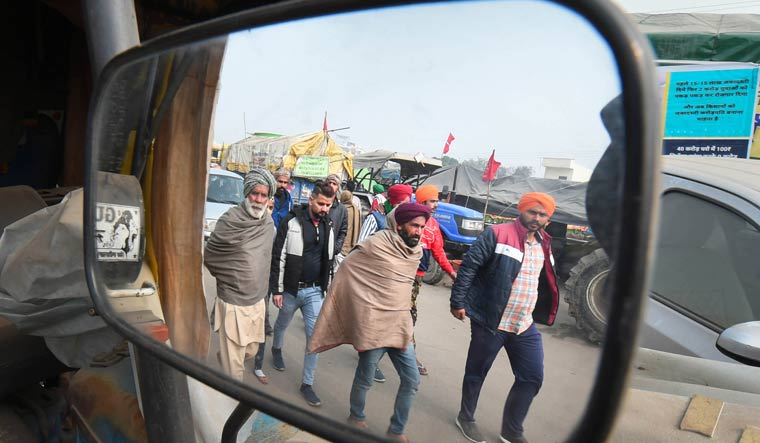 आगामी यूपी चुनाव में भाजपा के खिलाफ मतदान करने पर विचार कर रहे किसान प्रदर्शन कर रहे हैं: राष्ट्रीय किसान मंच