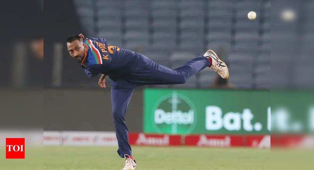 क्रुणाल पांड्या 7 दिन के आइसोलेशन के साथ सीरीज से बाहर, हर दल का सदस्य रूम क्वारंटाइन में    क्रिकेट खबर