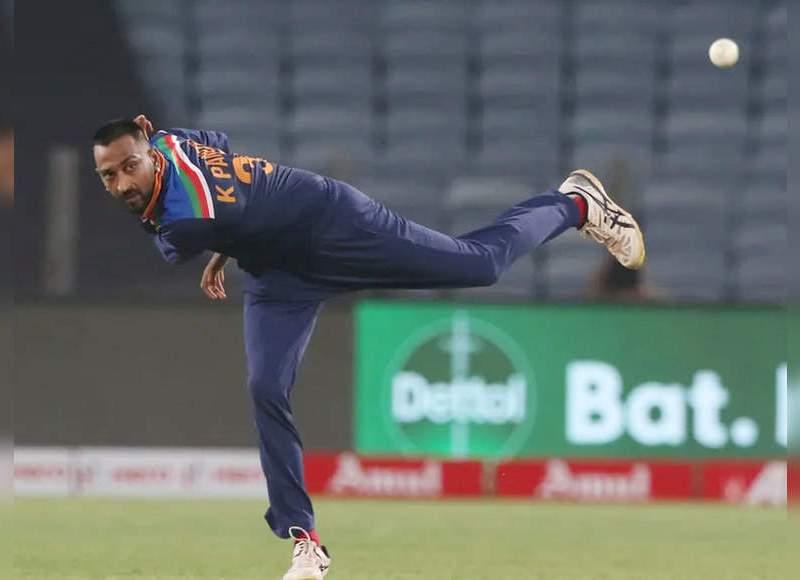 क्रुणाल पांड्या 7 दिन के आइसोलेशन के साथ सीरीज से बाहर, हर दल का सदस्य रूम क्वारंटाइन में |  क्रिकेट खबर
