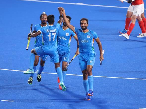 टोक्यो 2020 ओलंपिक, हॉकी क्वार्टरफाइनल पर प्रकाश डाला गया: भारत ग्रेट ब्रिटेन पर जीत के साथ सेमीफाइनल में पहुंचा