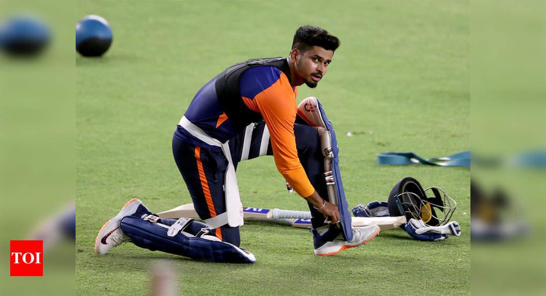फिर से फिट श्रेयस अय्यर दुबई पहुंचे, डीसी दस्ते की जांच से पहले अकेले प्रशिक्षण लेंगे    क्रिकेट खबर
