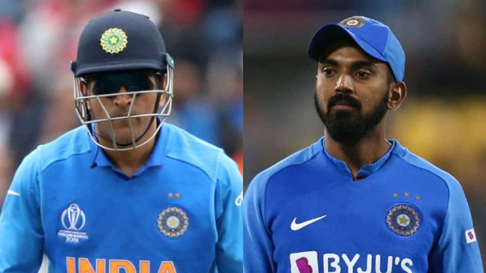 T20 World Cup 2021: KL Rahul makes BIG statement on MS Dhoni after hitting fifty against England in warm-up game