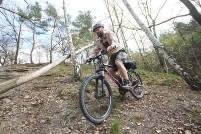 Uphill MTB