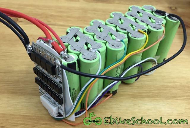 spot welder | Battery Cell Wiring Diagram |  | EbikeSchool.com