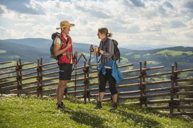 Wandern beim Orthofer (c) Oststeiermark Tourismus, Bernhard Bergmann