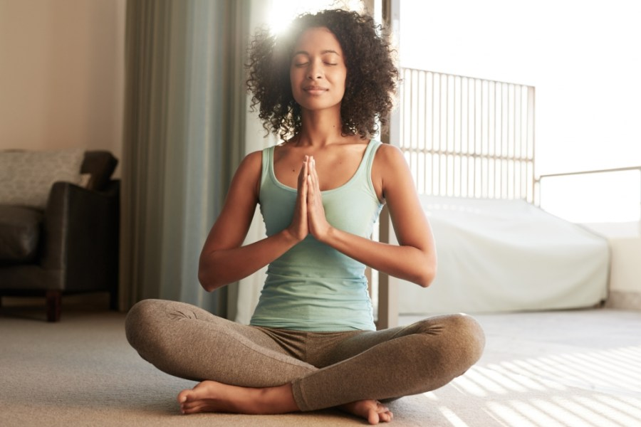 Mindfulness Meditation Soothes Low Back Pain
