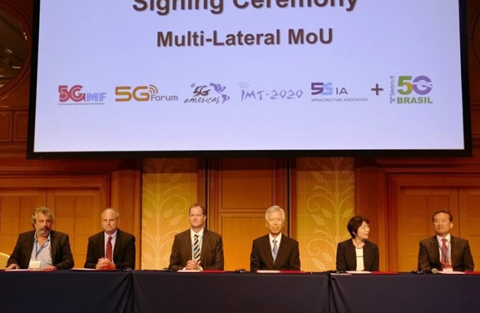 Telebrasil – Projeto '5G Brasil' se suma a evento mundial sobre 5G