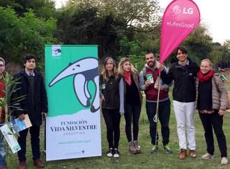 LG y Vida Silvestre celebraron el Día mundial del Medio Ambiente