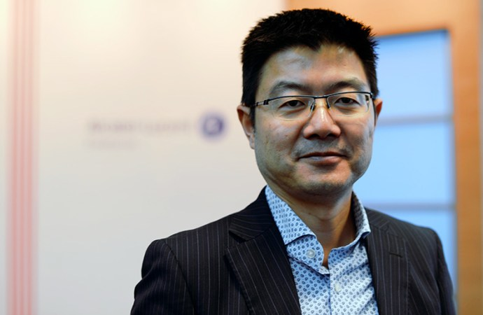 Jack Chen, nuevo CEO de Alcatel-Lucent Enterprise
