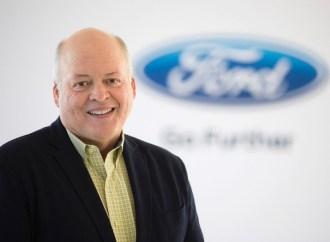 Ford nombró a Jim Hackett como presidente y CEO