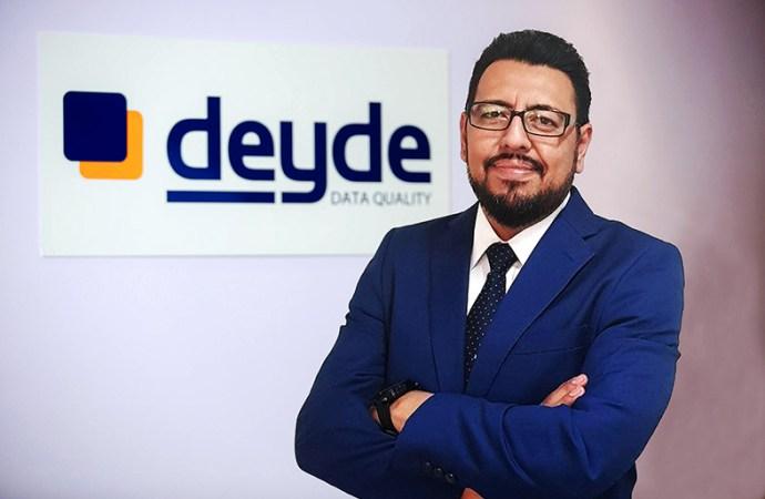 DEYDE promocionó a José Trinidad Hernández como responsable Comercial para México