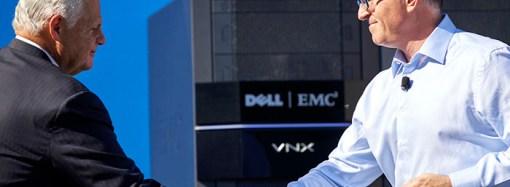 Dell compró EMC en 67.000 millones de dólares