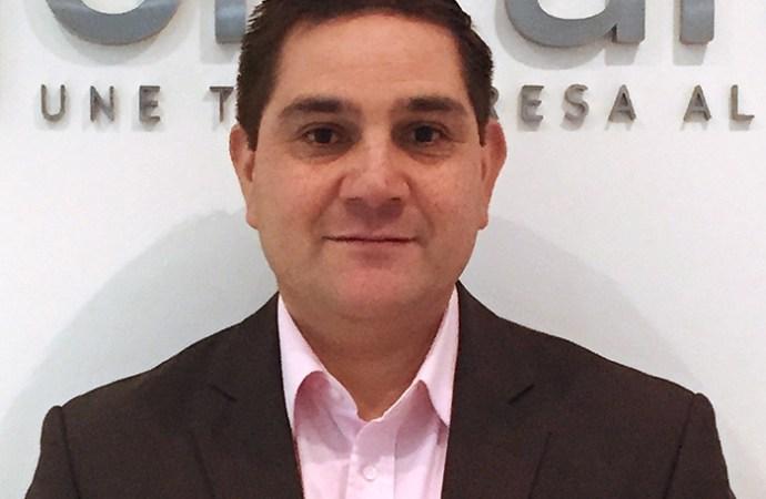Mauricio Peralta, nuevo gerente de Ventas para la V Región en Defontana