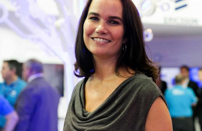 Carla Belitardo fue designada VP de Estrategia para América Latina y el Caribe de Ericsson