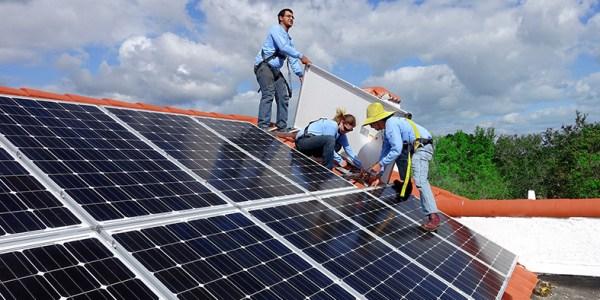 La energía solar individual puede aportar su excedente al sistema