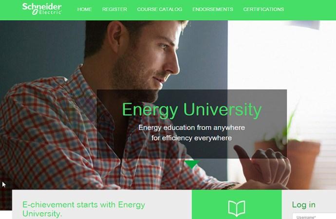 Más de 500.000 usuarios se registraron en Energy University