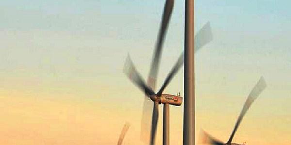 Generación hogareña de energía eólica