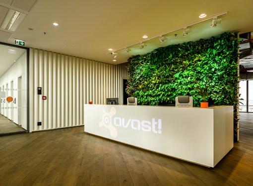 Avast inauguró su nuevo headquarter en Praga