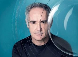 Ferran Adrià llega a la Argentina de la mano de la fundación Telefónica