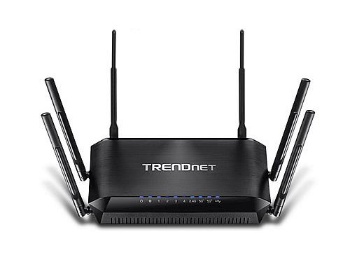 TRENDnet lanzó un router que maximiza la velocidad de trabajo