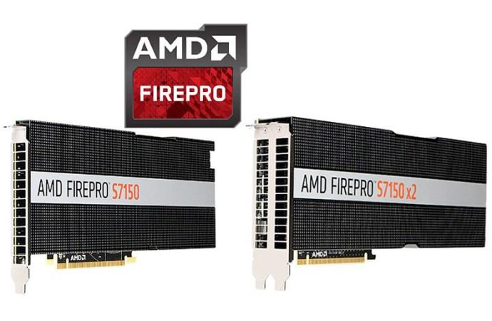 AMD lanza línea de GPUs de hardware virtualizado