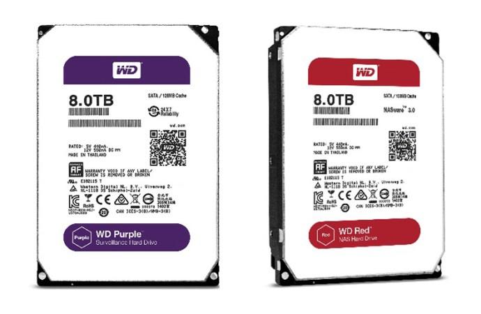 Western Digital amplió sus discos rígidos y soluciones de almacenamiento externo
