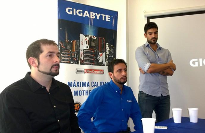 Gigabyte Argentina introduce su línea de placas de video
