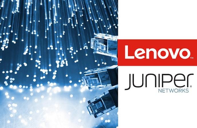 Lenovo y Juniper presentaron su asociación a nivel global