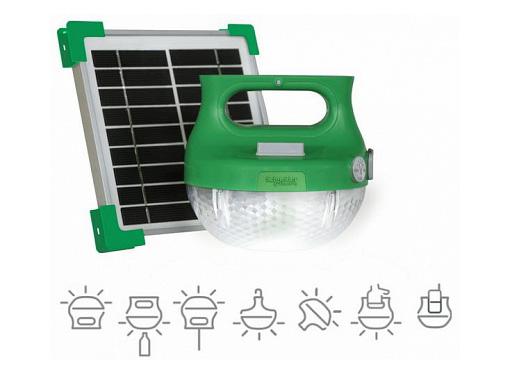 Schneider Electric presentó sistema de iluminación